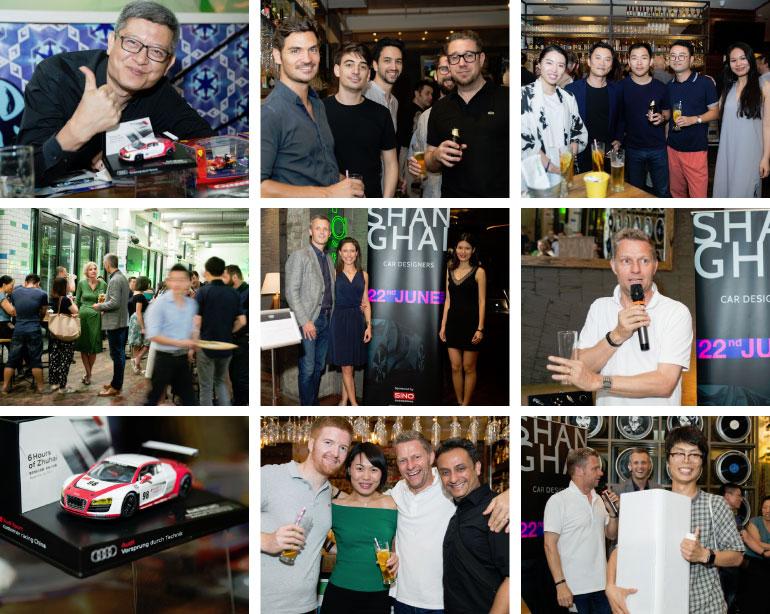 Shanghai Car Designers Event